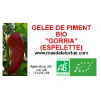 """Gelée de piment """"Gorria"""" (Espelette)"""
