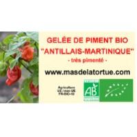 Antillais-Martinique (Très pimenté)